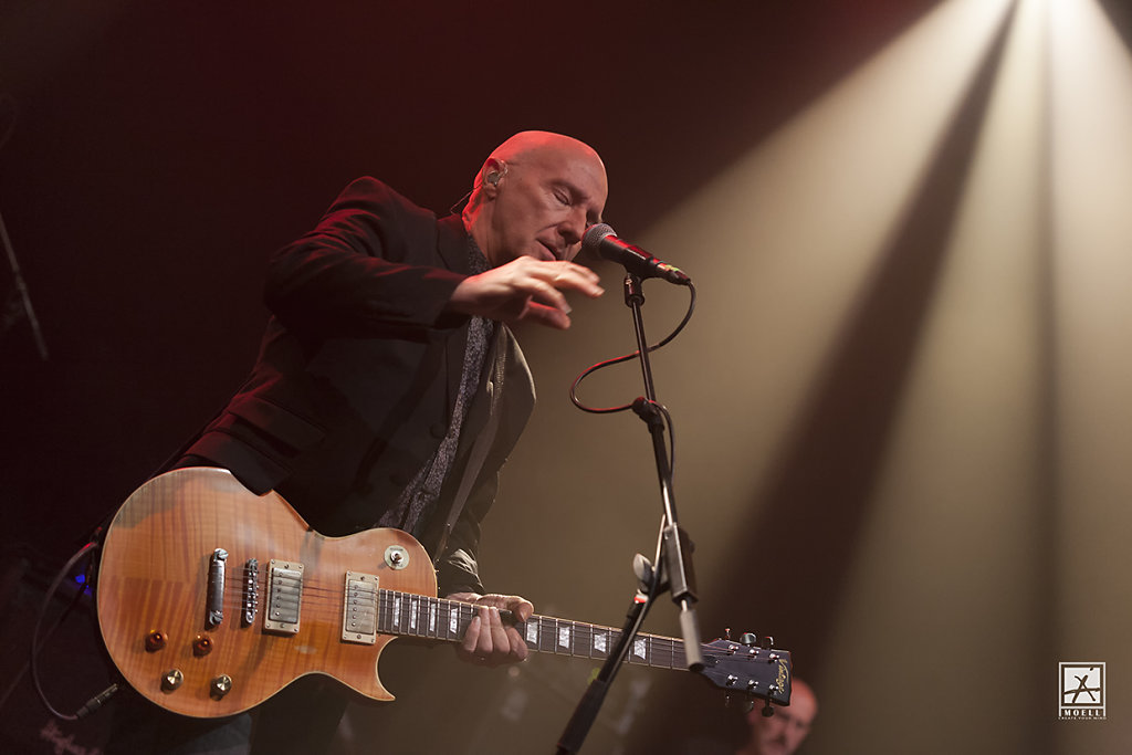 [Midge Ure @ Rock Against Cancer 2016]