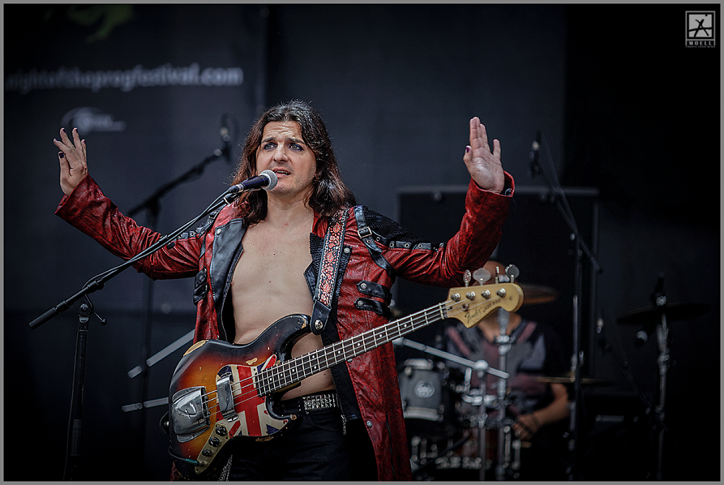 [Franck Carducci Band @ NotP XII, Loreley, 2017]